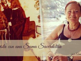 Entrevista a una Suma Sacerdotisa: Morgana Sythove