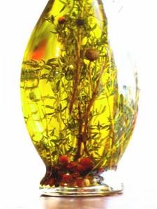 Herbs and oil por Vratsagirl