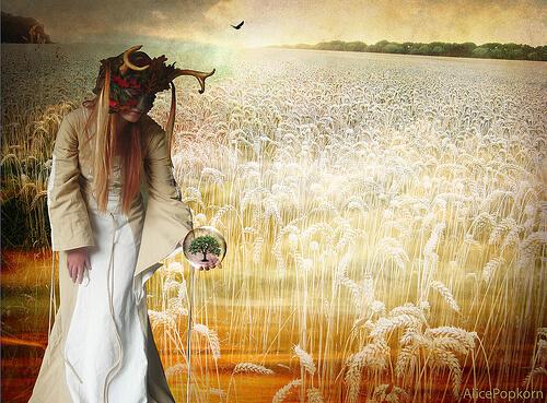Demeter's Abundance por AlicePopkorn