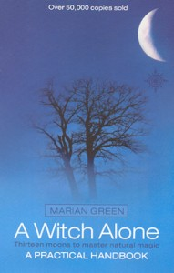 A witch alone por Marian Green
