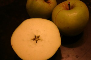 Wicca Apples por Sinjy and Sadie