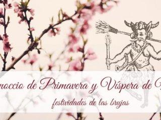 El Equinoccio de Primavera y la Víspera de Mayo