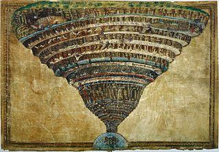 Inconsciente Colectivo - Sandro Botticelli - La Carte de l'Enfer