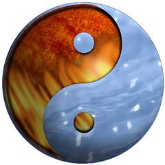 Yin-yang Polarity