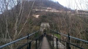 En el sendero… Bergamo – Morgana, Marzo 2015