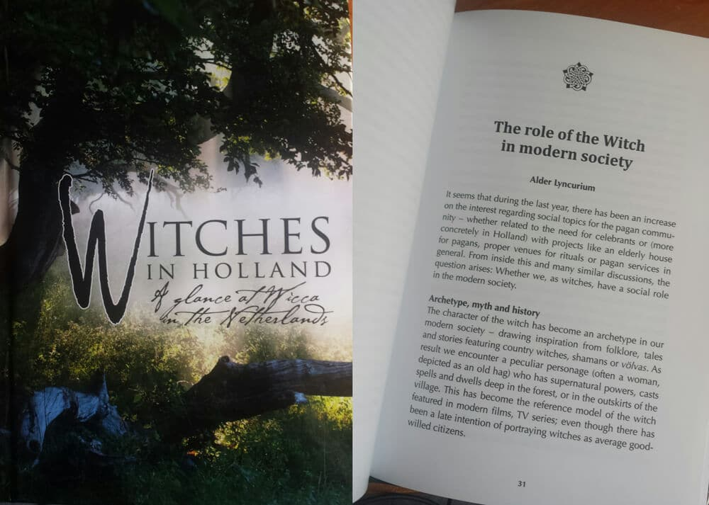 Publicaciones: Witches in Holland